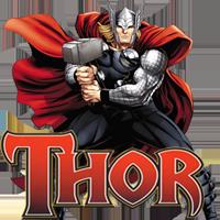 Noleggio costume di Thor
