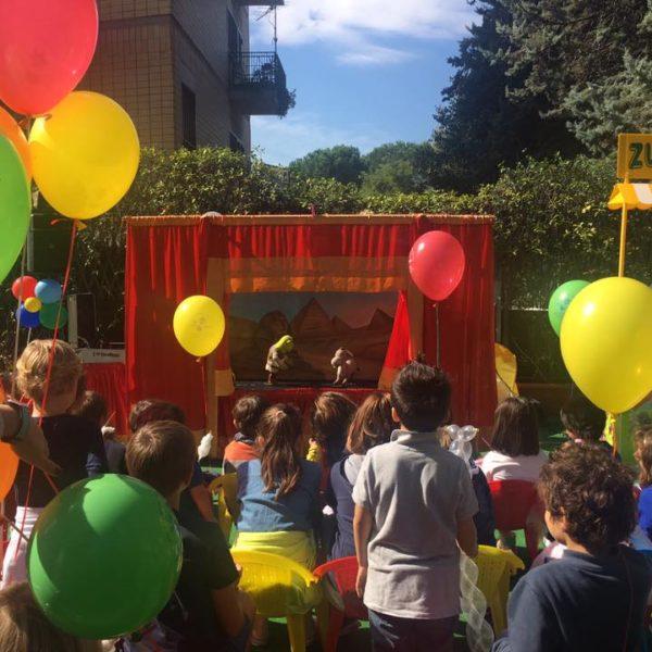 Animatore feste per bambini