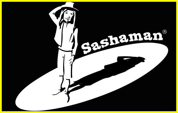Logo Sashaman Show