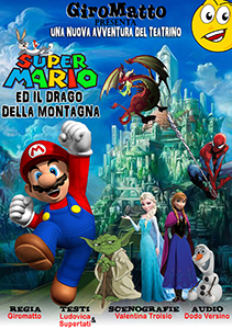 teatrino Super Mario Bros