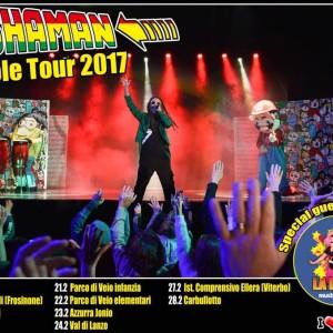 tour 2017 - bassa totale