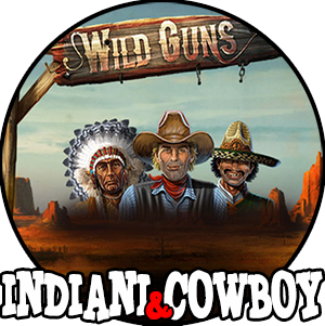 festa a tema indiani e cowboy