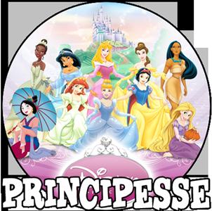 festa a tema Principesse