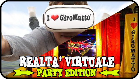 festa bambini realtà virtuale