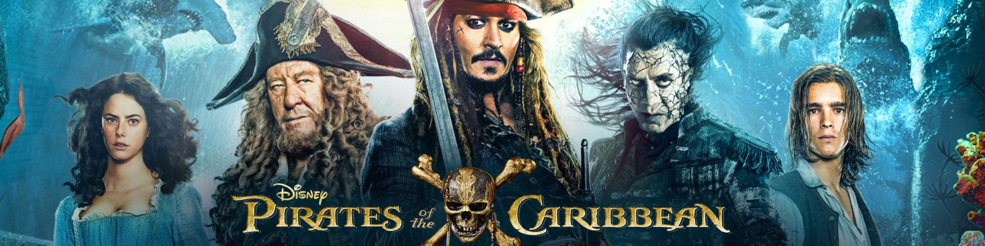 festa a tema pirati dei caraibi