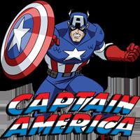 noleggio costume capitan america
